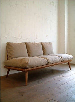 sleeper sofa sectional couch drop leaf table antique japan week: truck furniture: remodelista