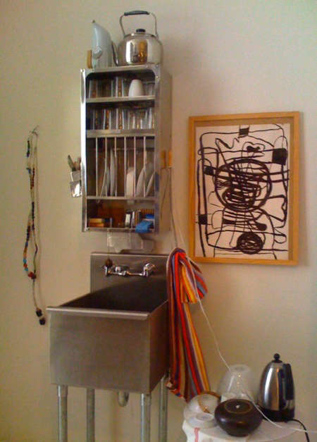 Kitchen WallMounted Dish Drainers from India Remodelista