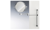 High/Low: A Fog-Free Shower Shaving Mirror: Remodelista