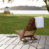 High/Low Folding Wood Beach Chairs: Remodelista