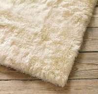 sheepskin wool rug | Roselawnlutheran