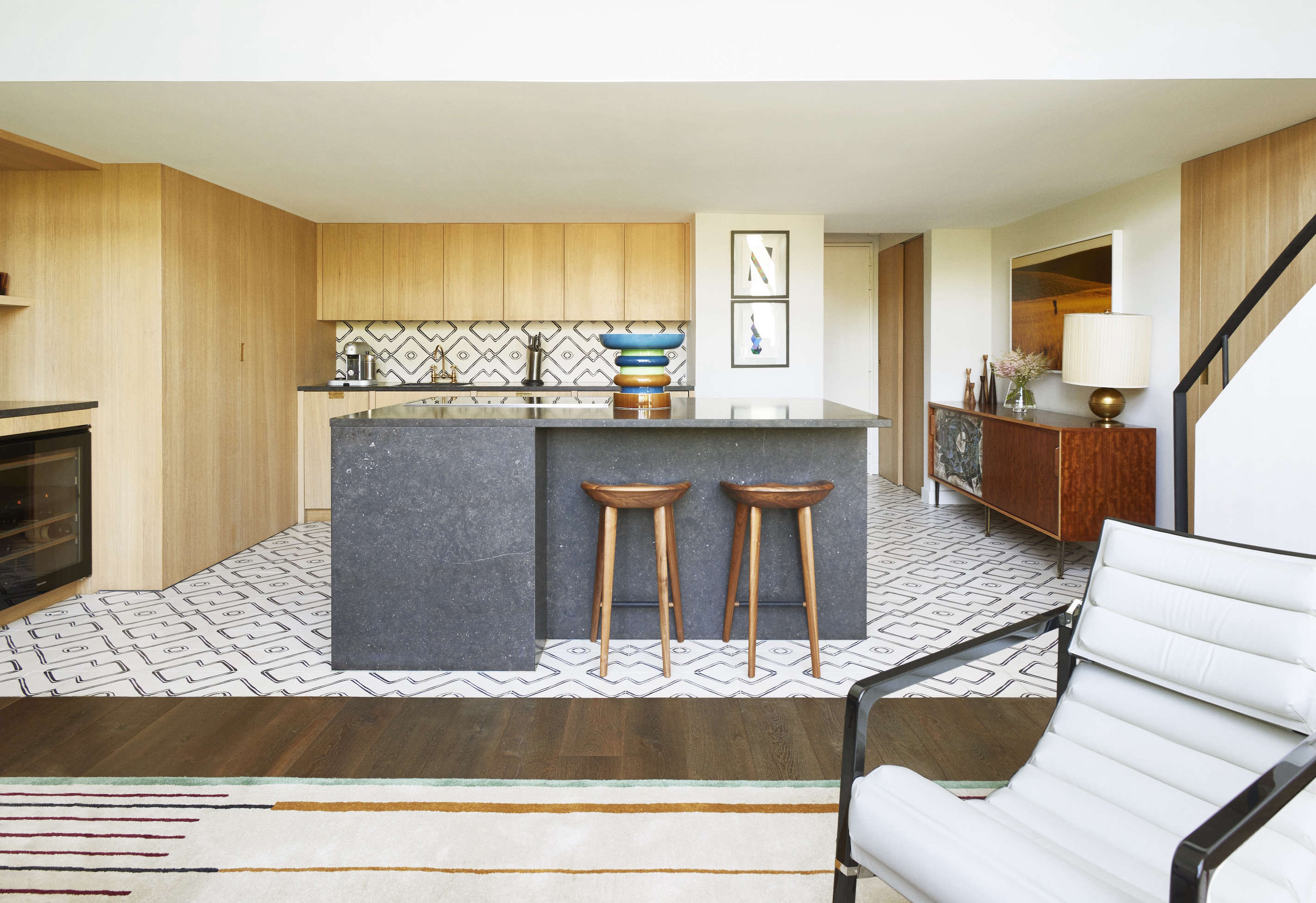 Kitchen of the Week Commune of LA Designs a Culinary