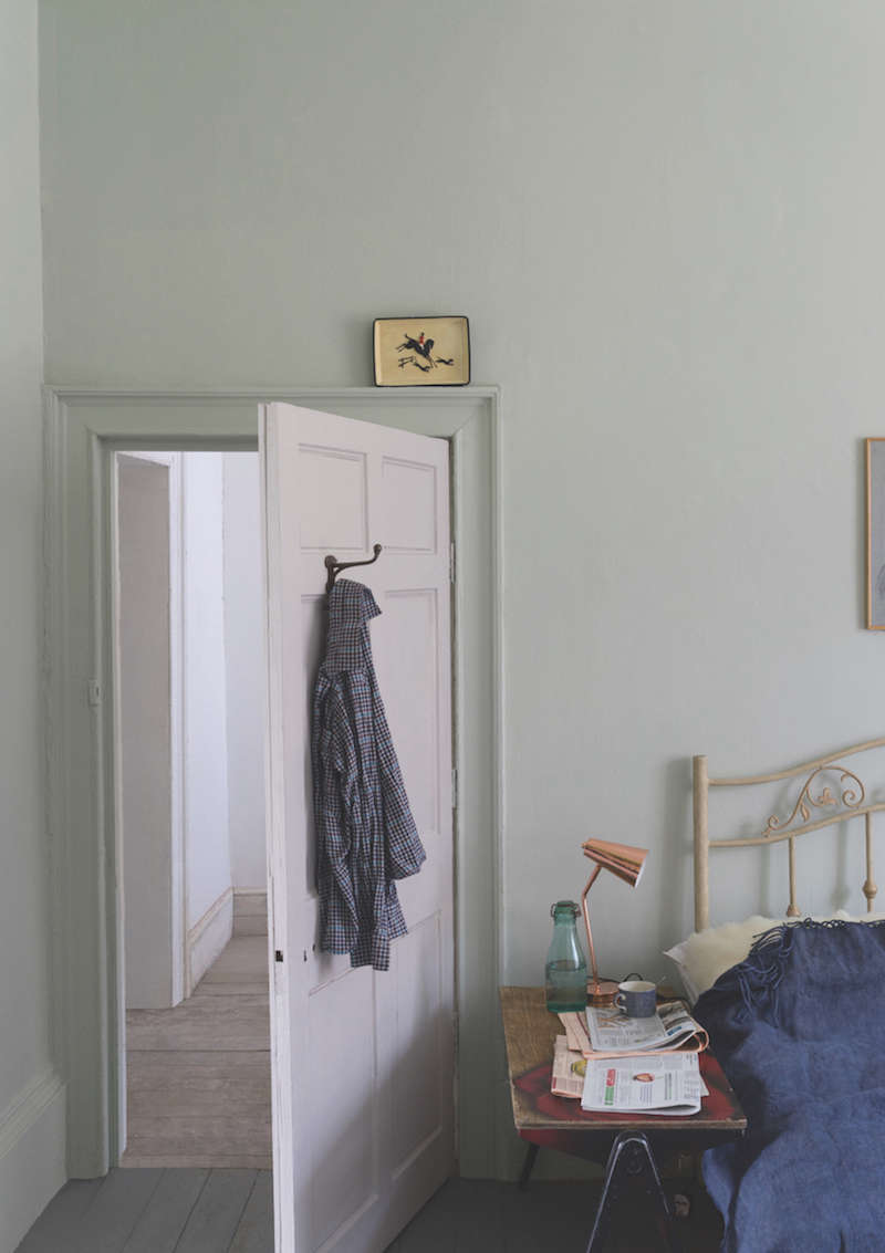 chevron living room curtains log cabin rooms ideas the big reveal: nine new colors from farrow & ball ...