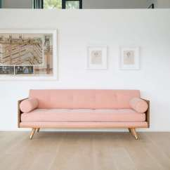 Pink Sofa Furniture Billig 10 Easy Pieces The Remodelista
