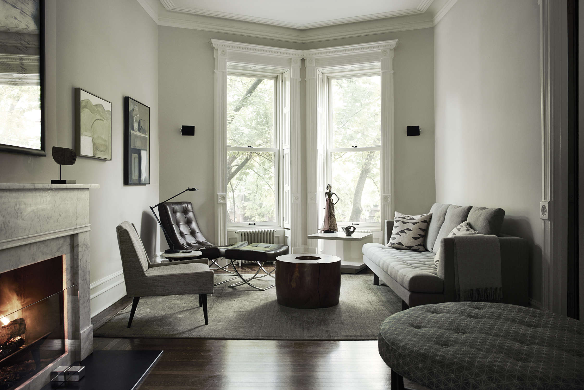 Serenity Now Creating Calm and Luxe in a Brooklyn