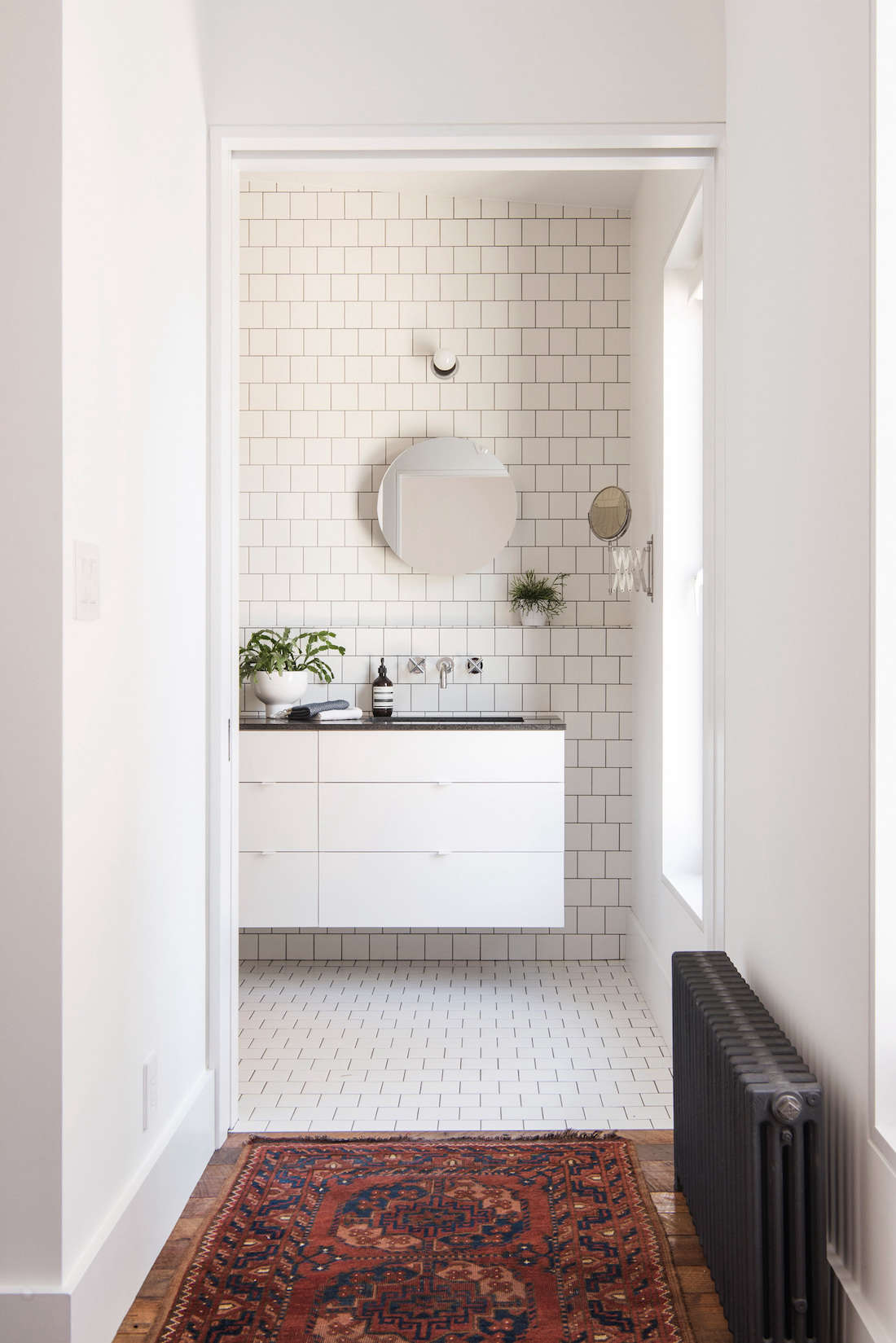 kohler kitchen faucets home depot corner nook a whole-house overhaul in brooklyn with high/low mix ...