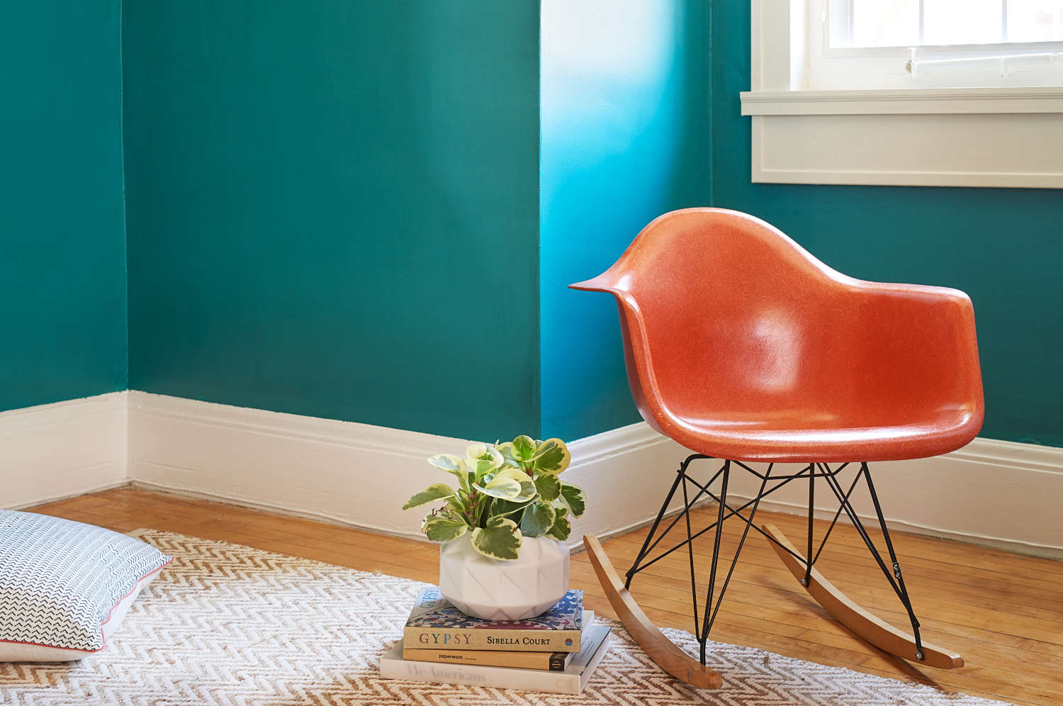 A Vibrant Office Update from Farrow  Ball  Remodelista