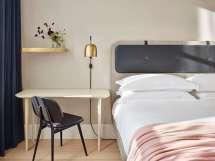 Steal Scandi Bedroom In Soho Hotel