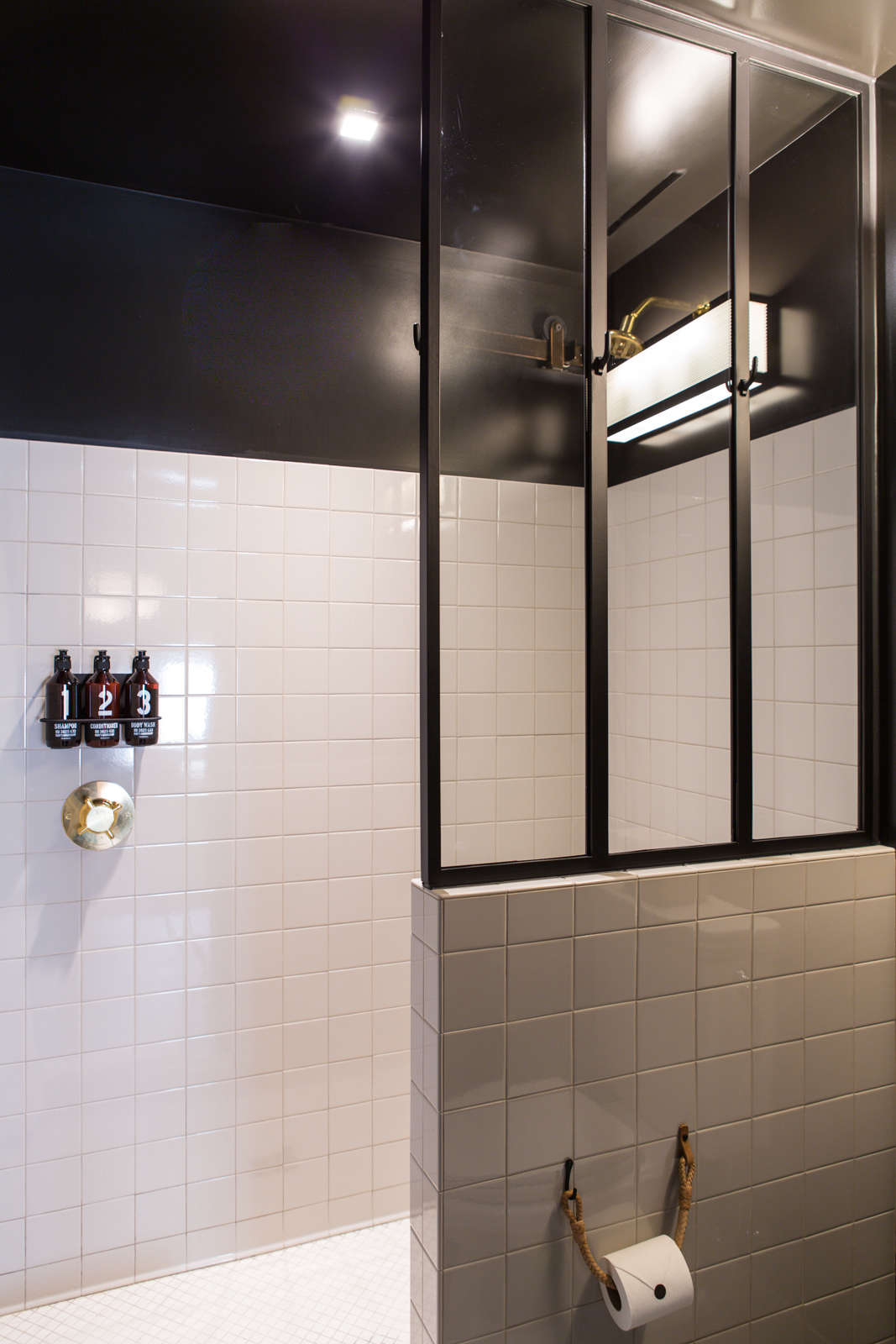 Steal This Look A Cinematic Bath in DTLA Ace Hotel Products Included  Remodelista