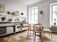 Steal This Look: Smart Storage in a Swedish Kitchen ...