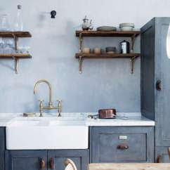 Sinks Kitchen Gray Cabinets Pnc Real Estate Newsfeed Remodeling 101 Single Bowl Vs Double Costume Designer Turned Interiors Mark Lewis Uses In Many Of His