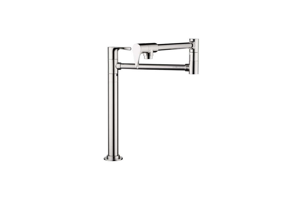 hansgrohe axor citterio pull out