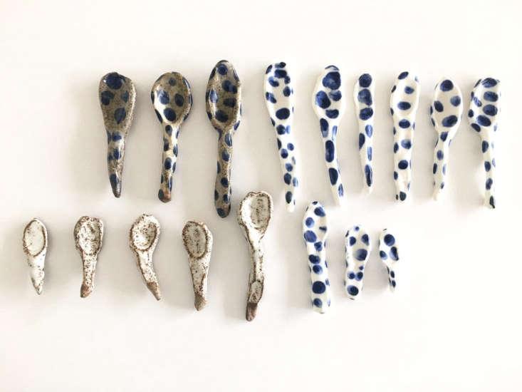Eeli Art Studio Clay Spoons on Etsy