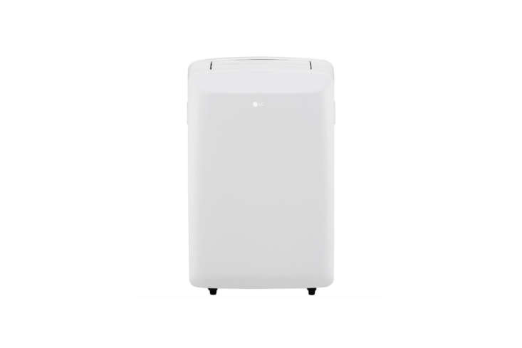 LG White Portable Air Conditioner 200 Square Feet