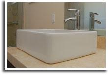 porcher semplice basin