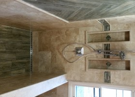 Linear Shower Drains - Turning Point Renovations