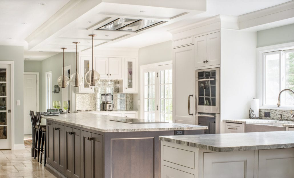 High End Kitchen Remodel – Remodelwerks Design Build Contractor
