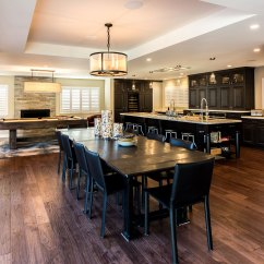 Cherry Wood Kitchen Island Exhaust System Remodelwest | Remodeling Project Galleries Saratoga