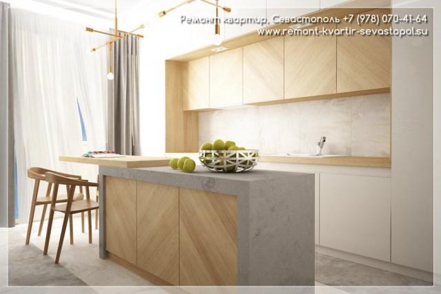 Дизайн комнаты в однокомнатной квартире фото
