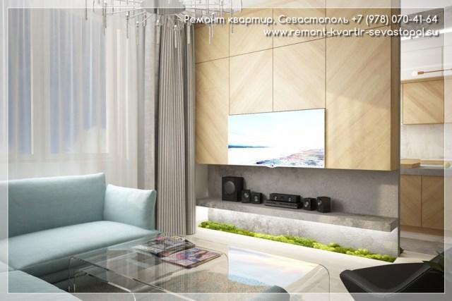 Классический дизайн квартиры