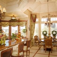 Kitchen Bay Window Treatments Backsplash Ideas For Small Викторианский стиль в дизайне интерьера | Современные идеи ...