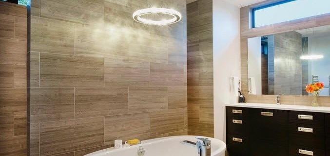 плитка в ванную комнату дизайн фото 1