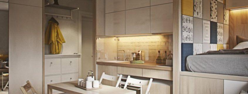 дизайн кухни 9 метров 3