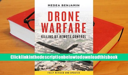 Ebook Online Drone Warfare: Killing by Remote Control  For Online