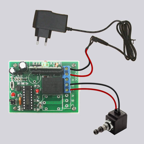 Control Blog How To Remote Control Solenoid Valve Of Gas Bird Scarer