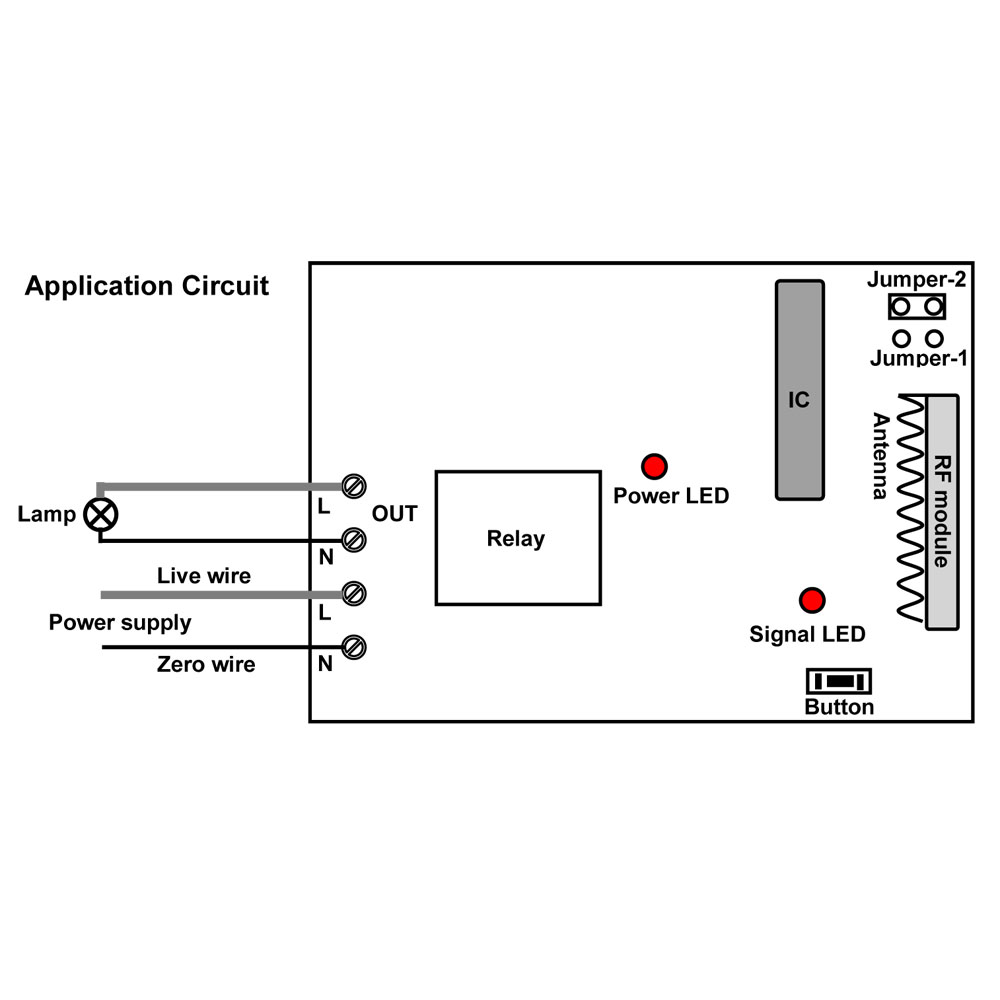 How to use infrared motion sensor to remotely control