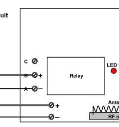 circuit the wireless wall mounted doorbell switch  [ 1654 x 840 Pixel ]