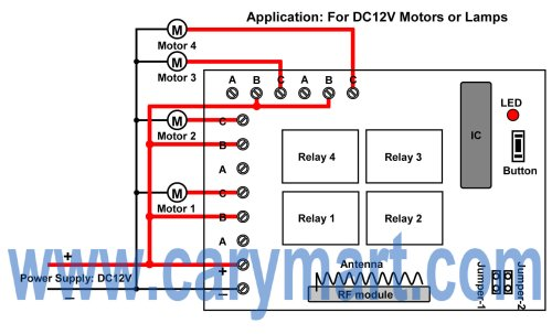 small resolution of 702 dedicated remote control transmitter receiver integrated http wwwturborx7com images technediagram2jpg
