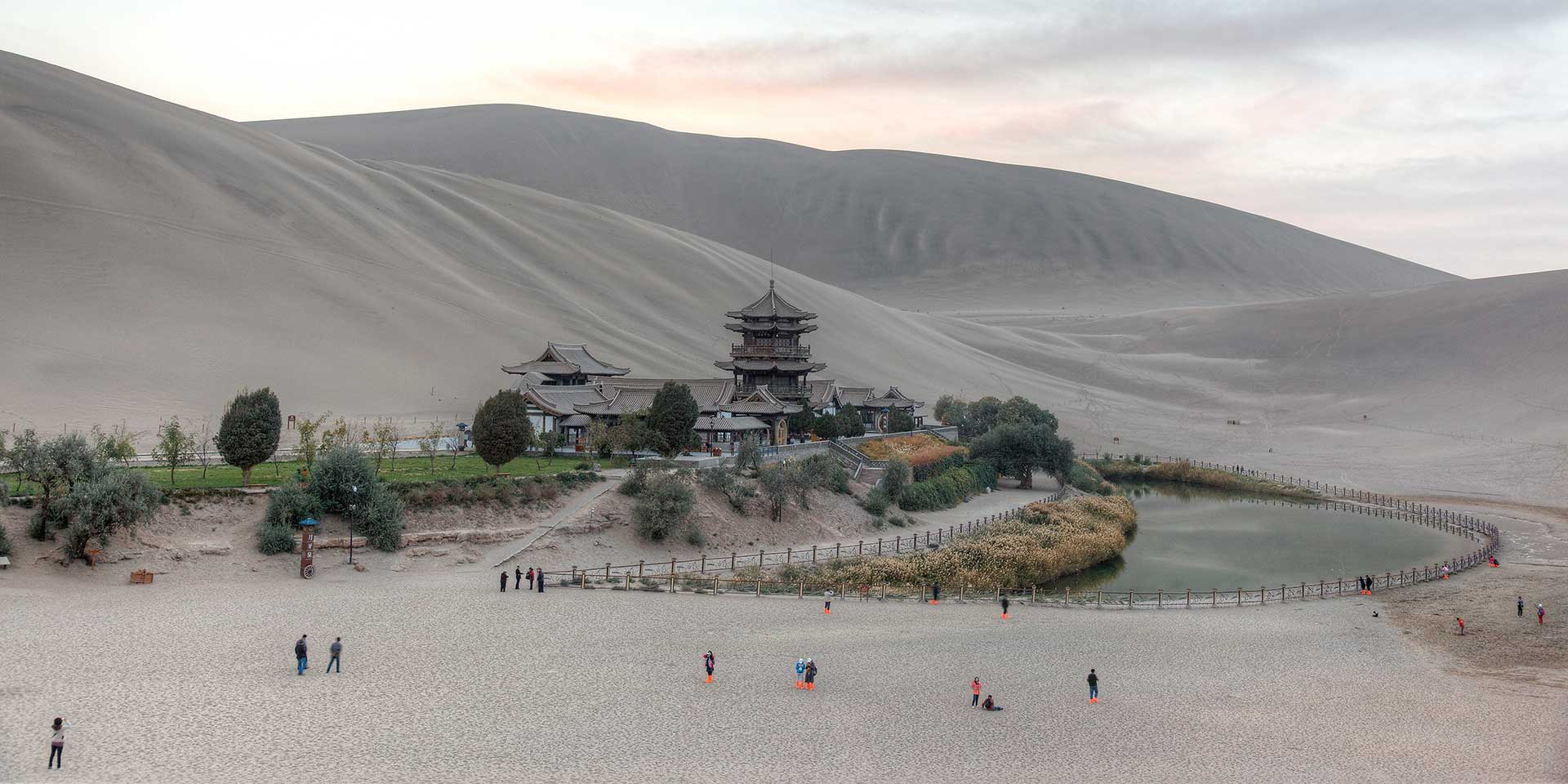Silk Road Oasis My Top 5 Dunhuang Experiences Travelogues