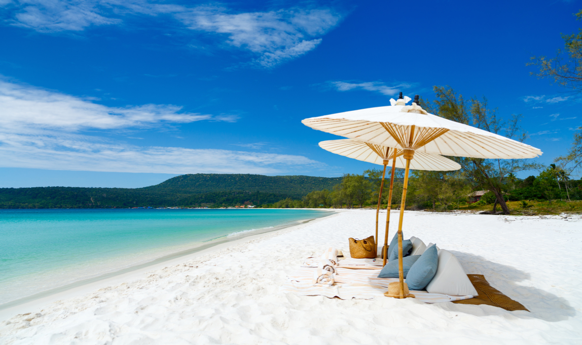 Koh Rong - EMPTY BEACHES AND PRIVATE PARADISES: CAMBODIA ISLANDS YOU'VE BEEN MISSING