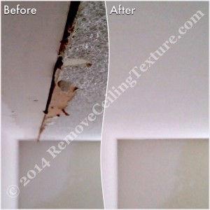 Asbestos In Popcorn Ceilings Ceiling Repair And Smooth North Vancouver