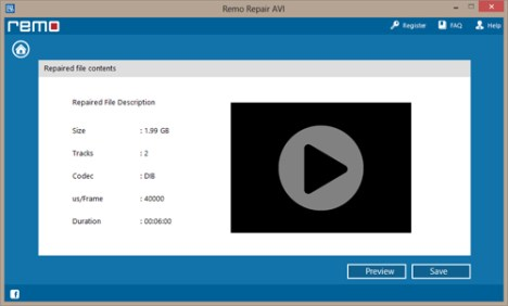 mts video file recovery