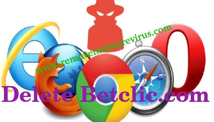 Löschen Sie Betclic.com