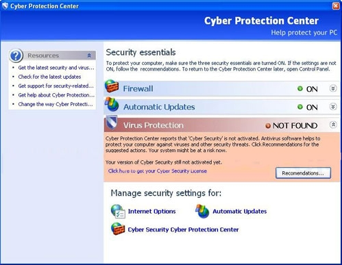 Cyber Protection Center