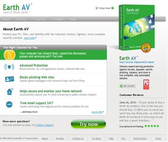 Earth AV