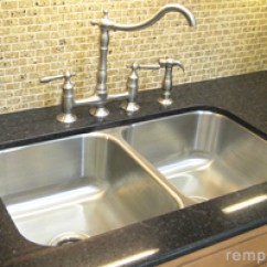 Kitchen Sink Dimensions Island Made Out Of Dresser Sizes Standard Undermount