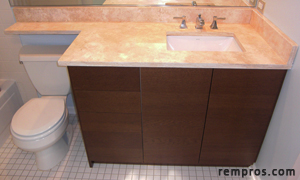 Bathroom Vanity Dimensions Standard
