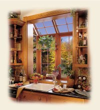 ideas for mom's house on Pinterest | Kitchen Garden Window ...