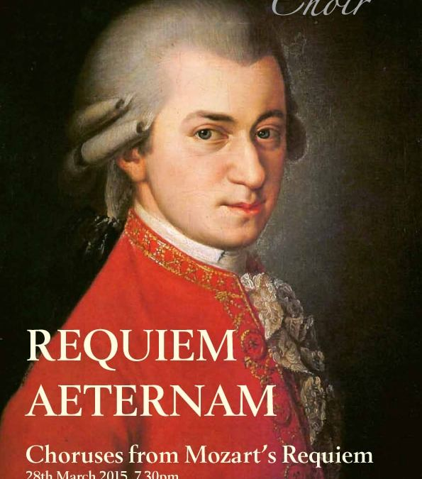 Review: Mozart Requiem on 28 March 2015 from Peter Rhodes, The News