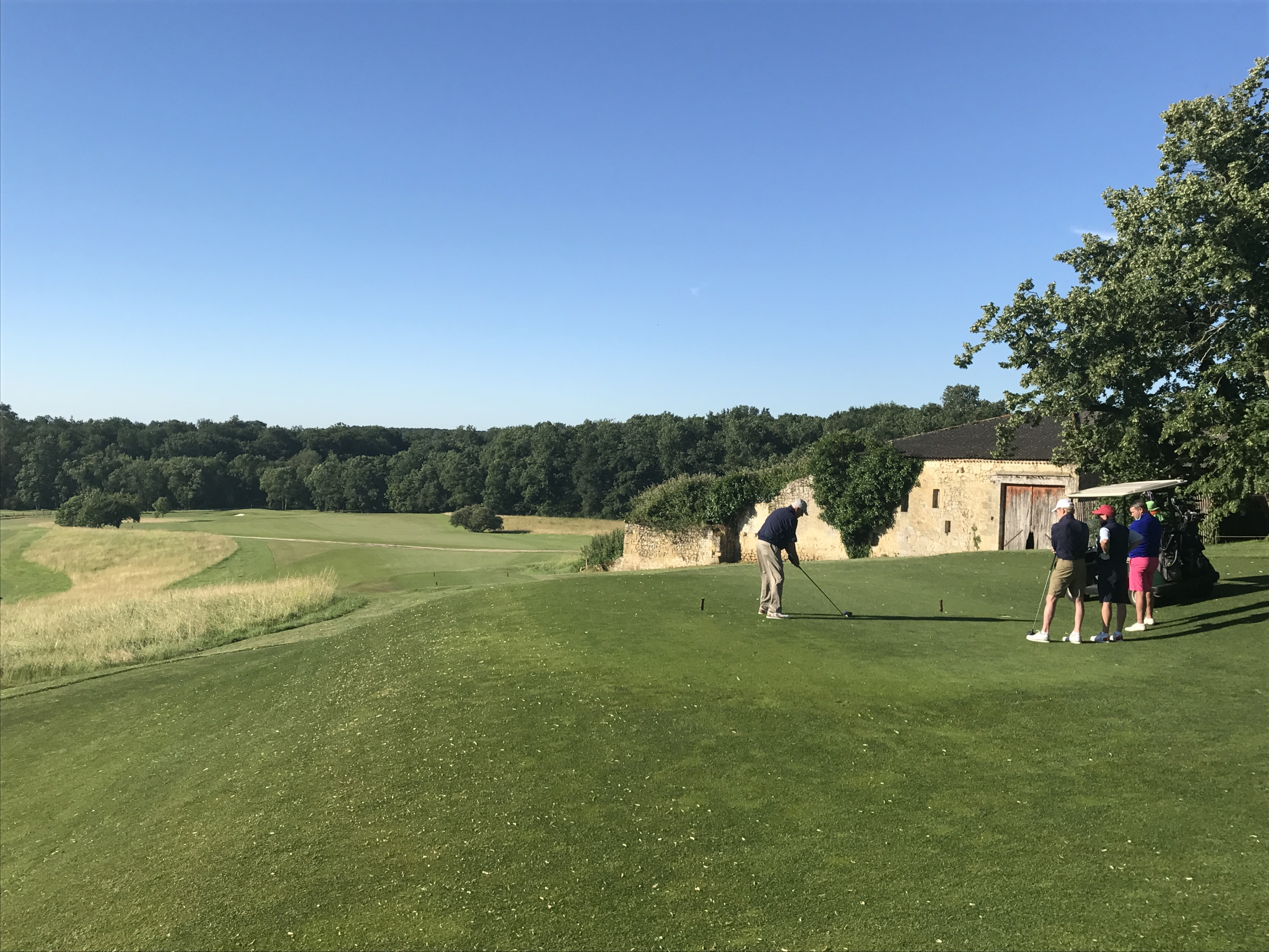 Our Hosts, The Mourgue D'algue Family, Put Together An Elegant Weekend Of  Golf, Food, And Plenty Of Delicious Wine. Congratulations To Our Friends  Alfonso