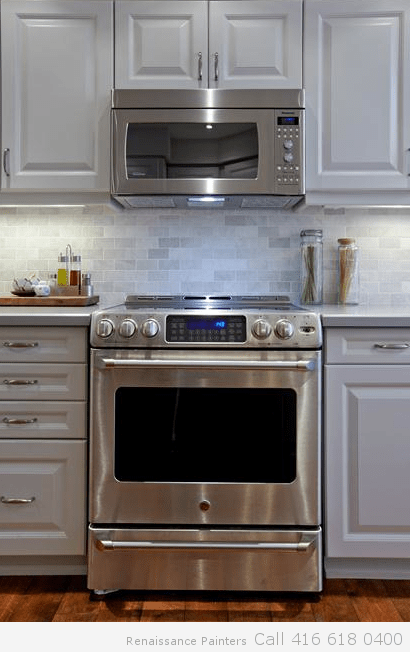 Toronto Kitchen Cabinet Refinishing  Cabinetry Painting