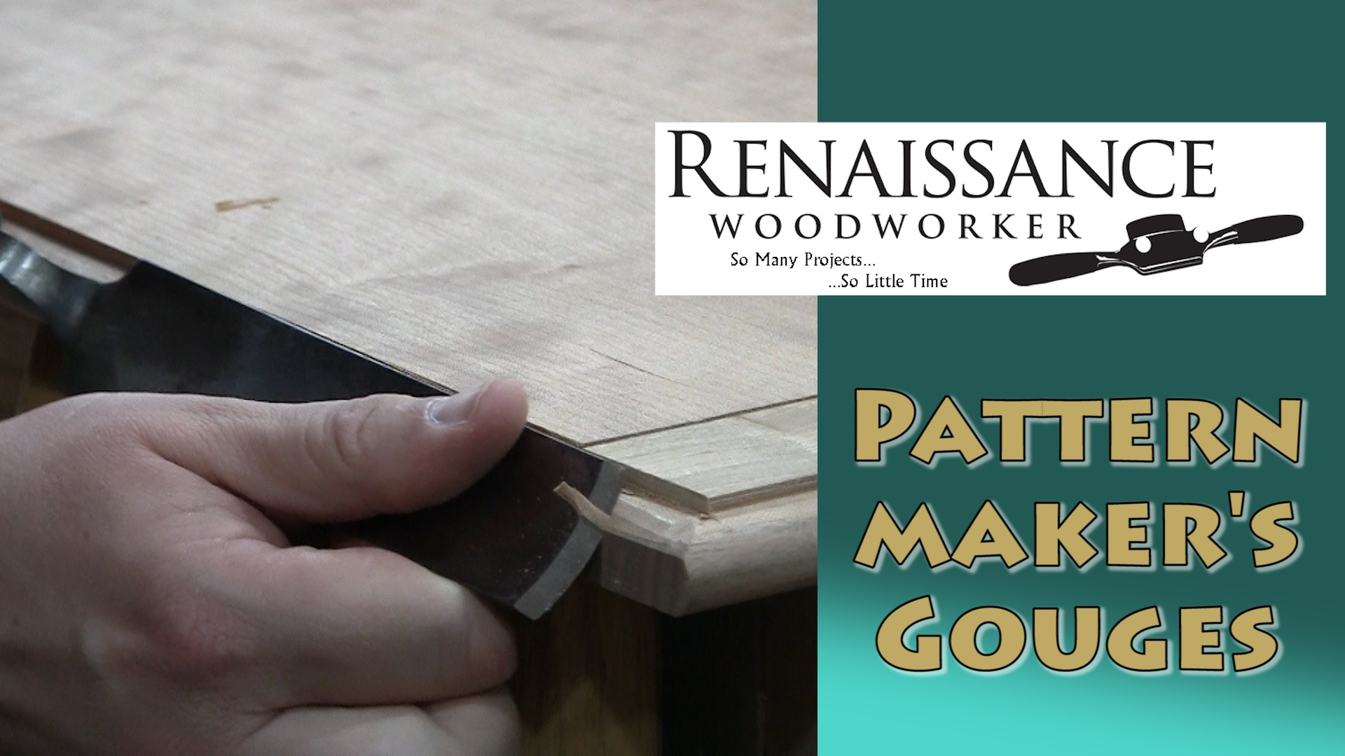 Sharpening Gouges By Hand