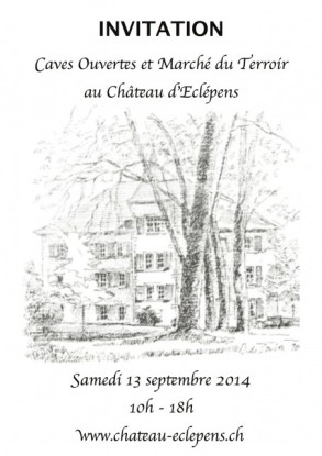 Chateau Eclepens_Invitation_13sept14