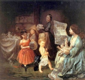 Spencer, War Spirit at Home, 1866