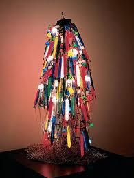 Electric Dress lit, Tanaka Atsuko, 1956