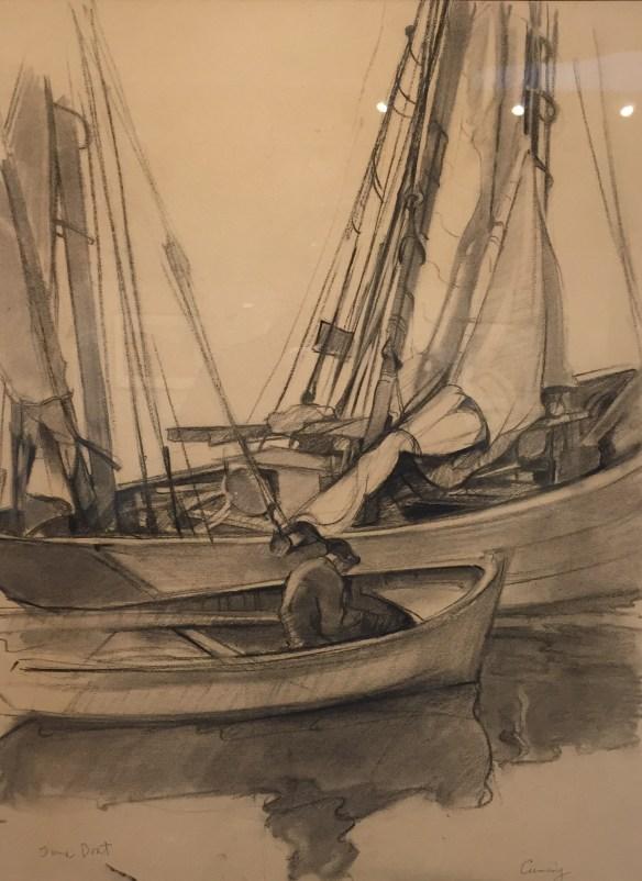 Tuna Boat, Beatrice Cuming